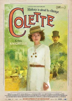 Film 'Colette' schetst levendig beeld van Parijse belle époque