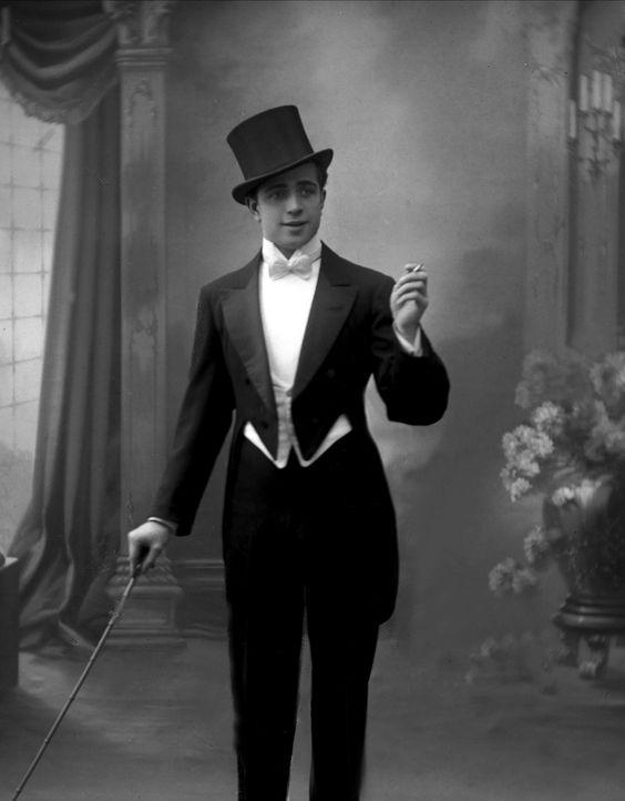 Noteer alvast in je agenda: dineer en dans als was het 1913