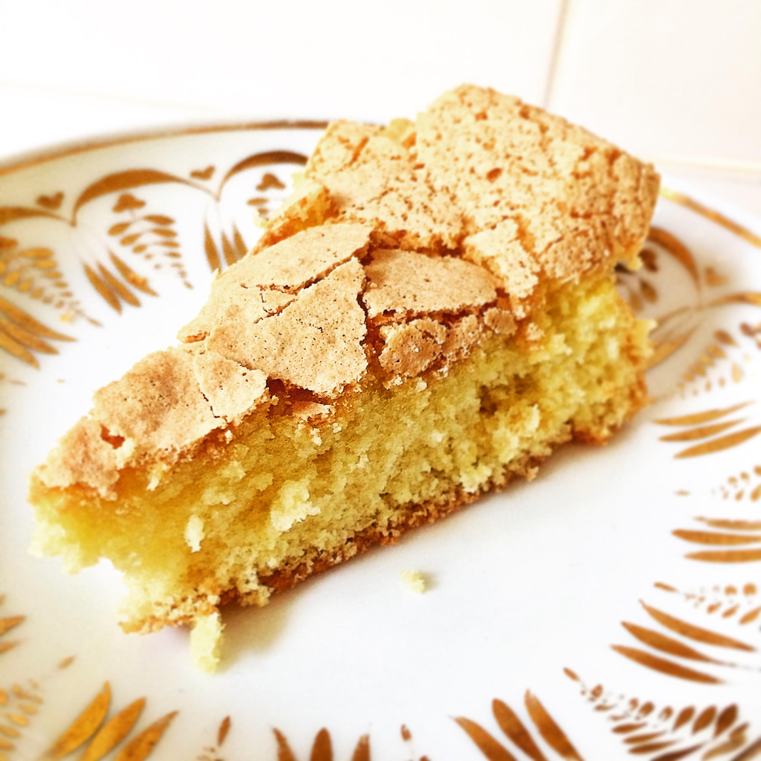 In de keuken: Biscuit de Savoie