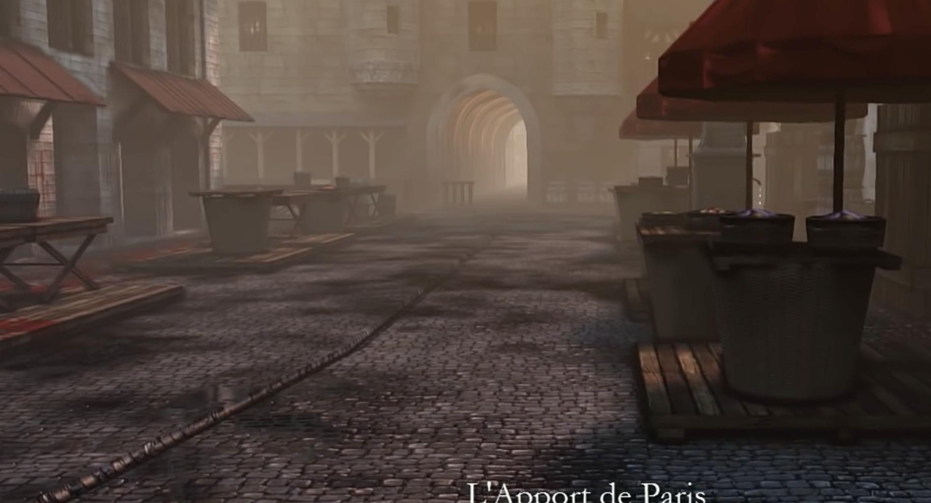 Zo klonk Parijs in de achttiende eeuw