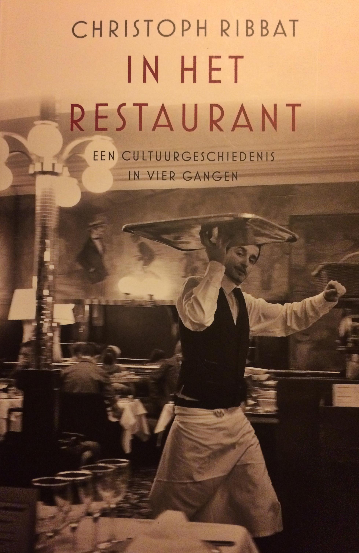 Christoph Ribbat schrijft onderhoudende minigeschiedschrijving van het restaurant