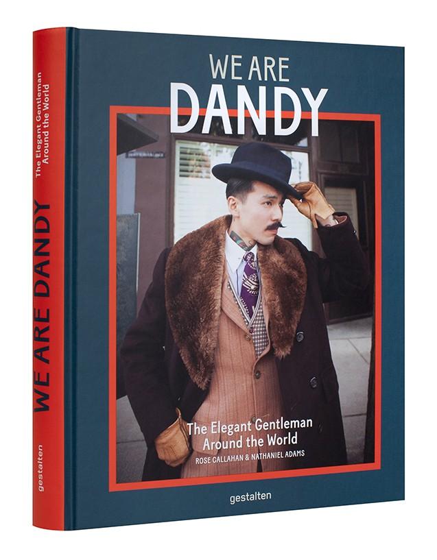 Boek We are dandy: deze heren verstaan de kunst van het kleden