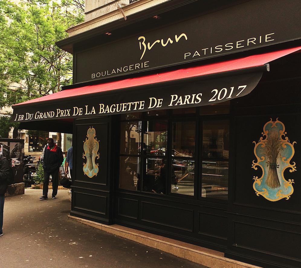 Beste Baguette van Parijs 2017