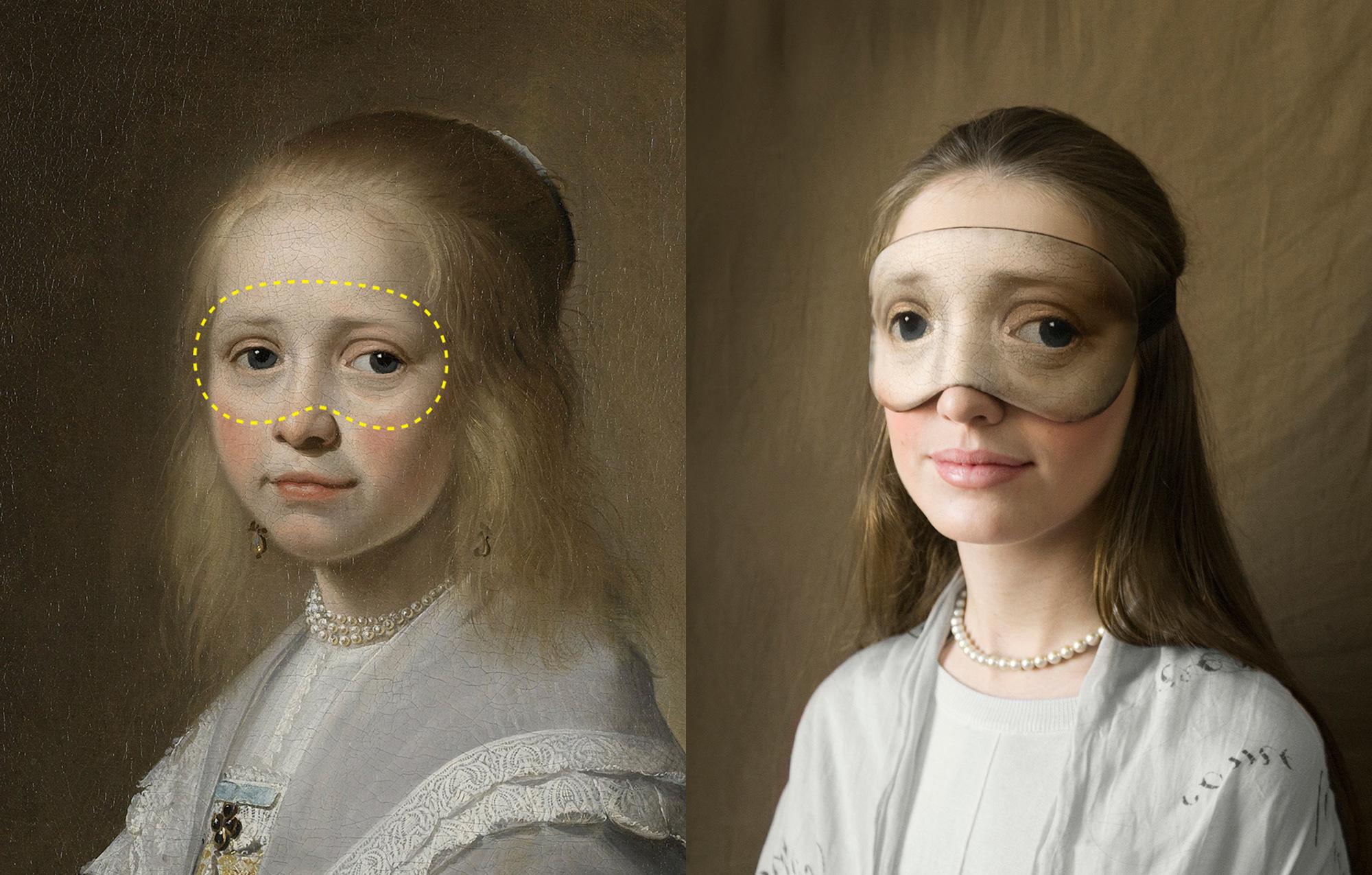 Slaapmasker Masterpieces Never Sleep krijgt prijs
