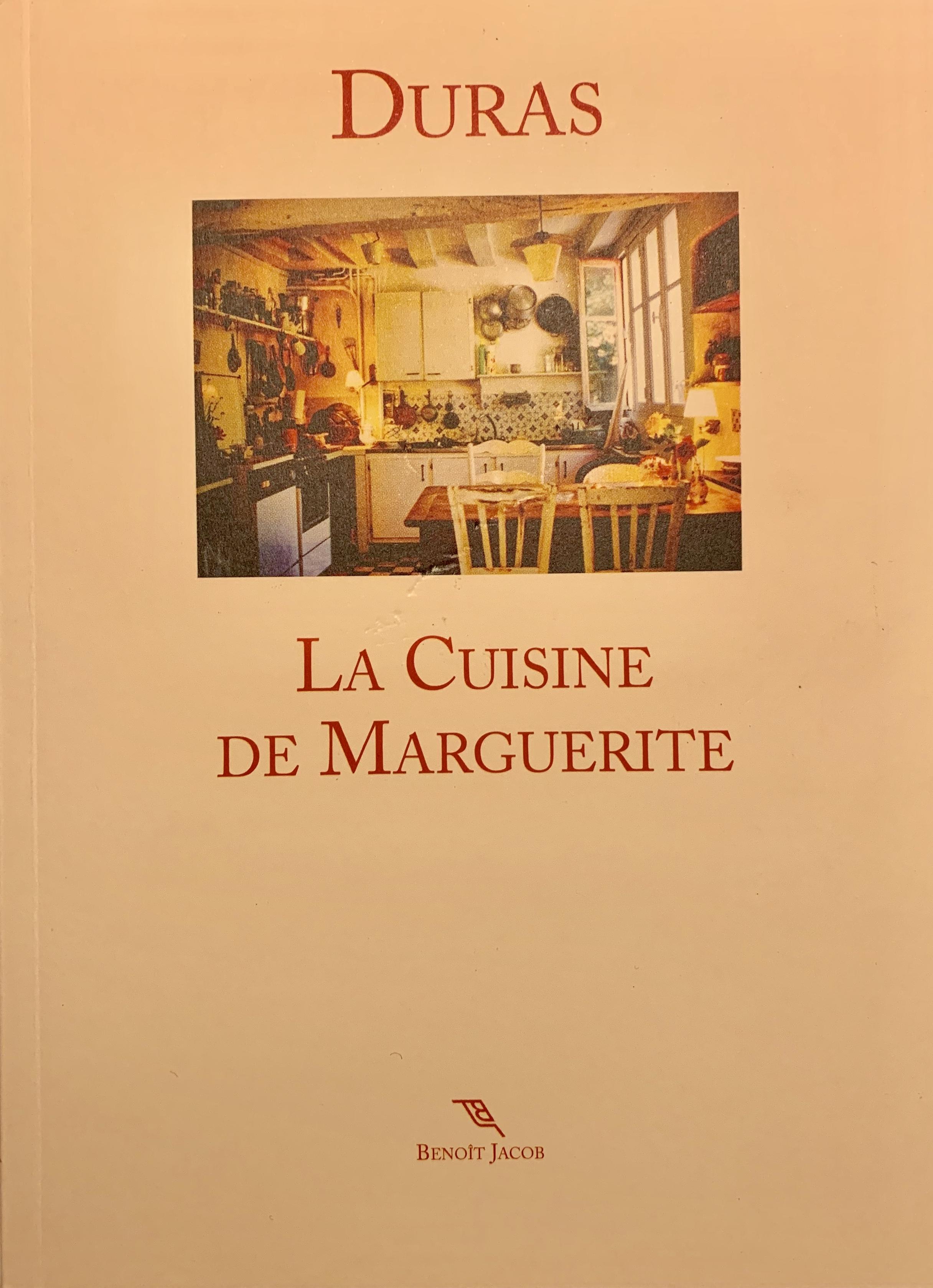 Een reis door de keuken van Marguerite Duras