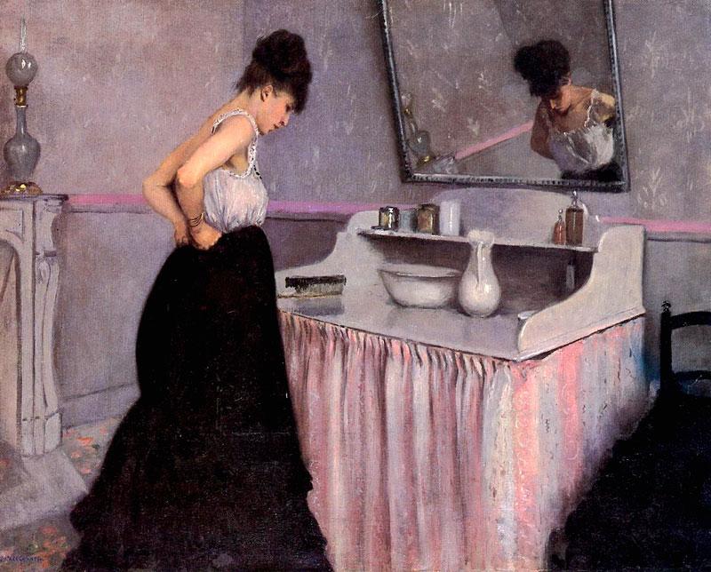 De ontluistering van het woord 'toilet'
