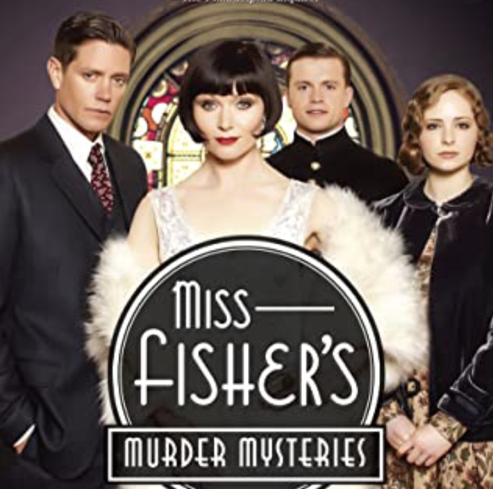 Netflix-tip: Miss Fisher's Murder Mysteries
