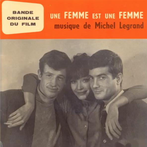 Op de draaitafel: Michel Legrand