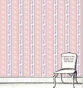Behang uit Mins eigen collectie. Beeld: minhogg.com