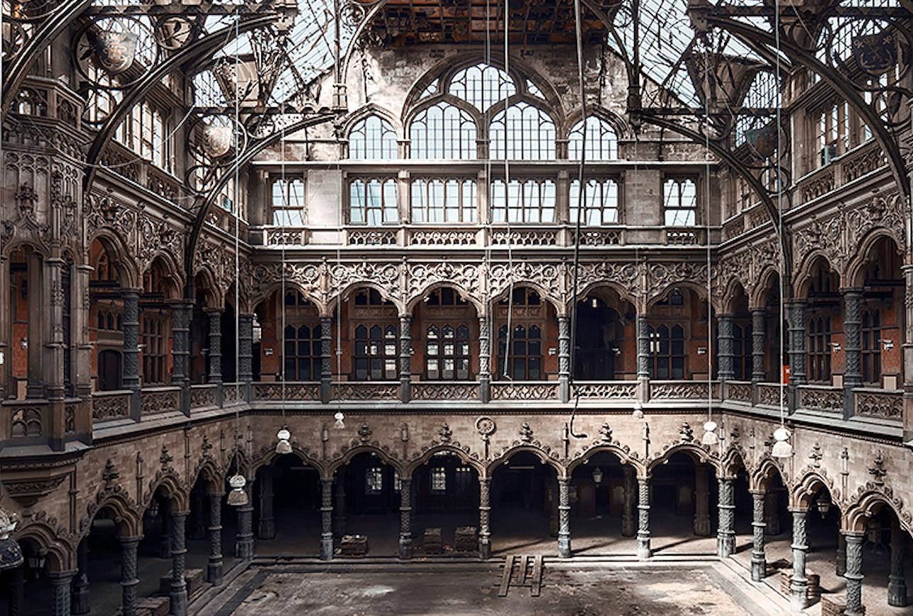 De desolate schoonheid van fotograaf Jan Stel