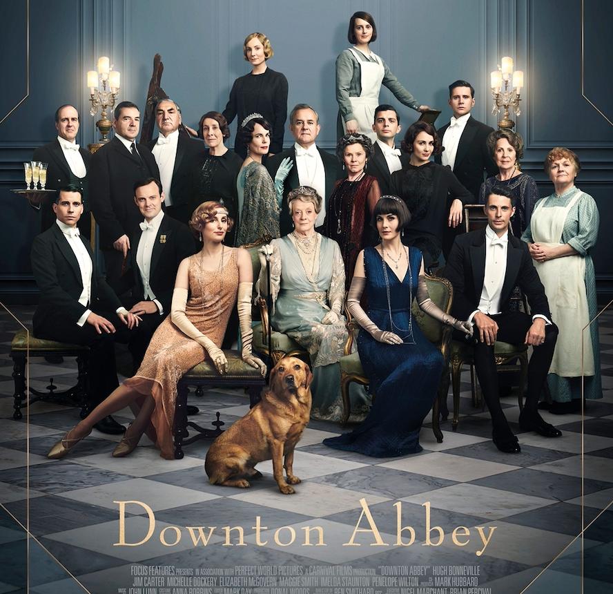 Recensie: warm weerzien met de Crawley's en hun personeel in suikerzoete Downton Abbey film