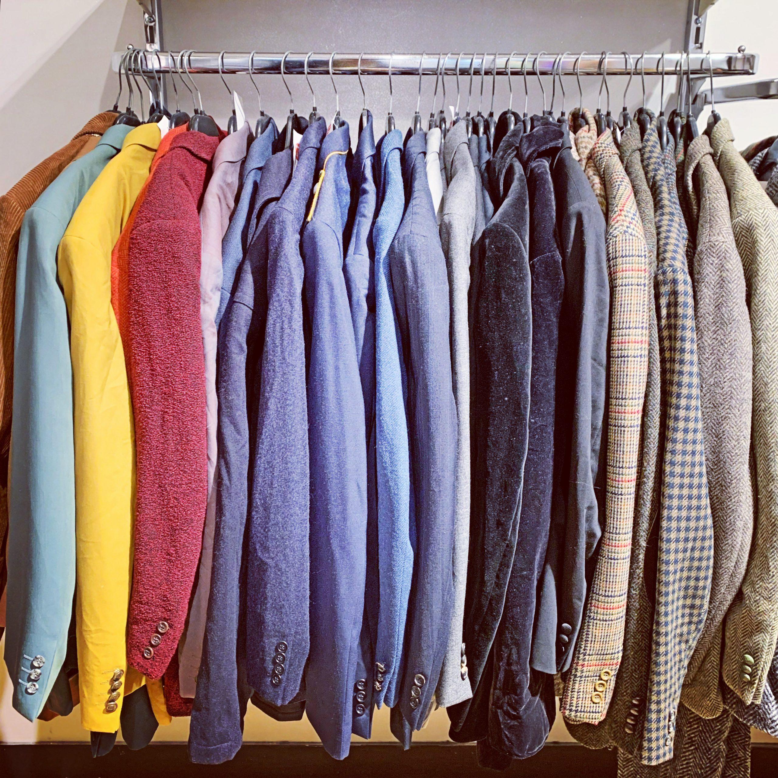 Vintage kleding shoppen bij Think Twice in Antwerpen