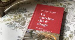 La grande dame van de 6e étage in Parijs presenteert haar kookboek