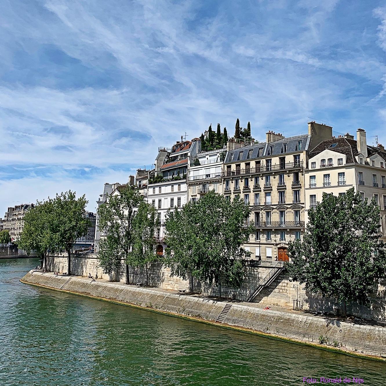 Ondertussen in Parijs: huizen steeds meer onbetaalbaar